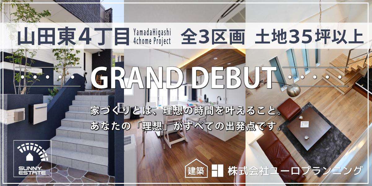 西福井の家、茨木、限定2区画